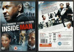 "DVD Spike Lee - Inside Man ( ligua inglese) "" | In vendita su Delcampe"""