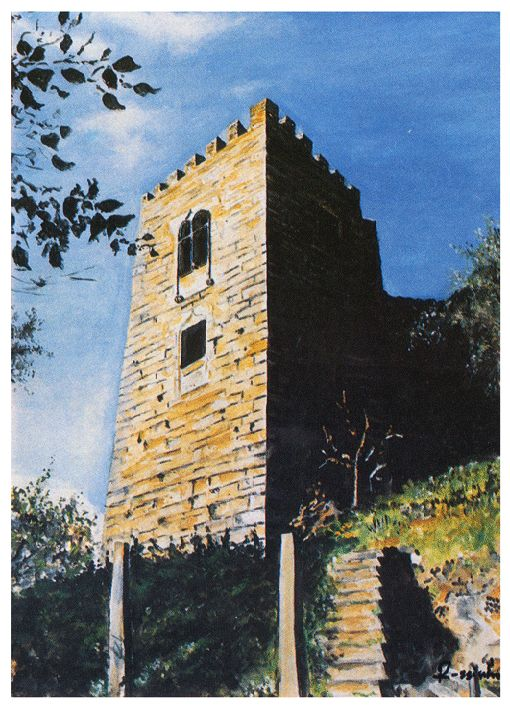 Castelo Branco - Torre do castelo