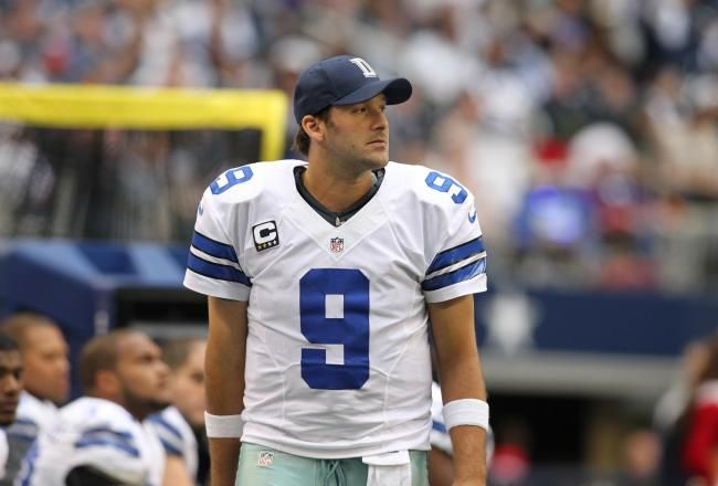 Giants, Eagles, Redskins Call For Tony Romo Contract Extension