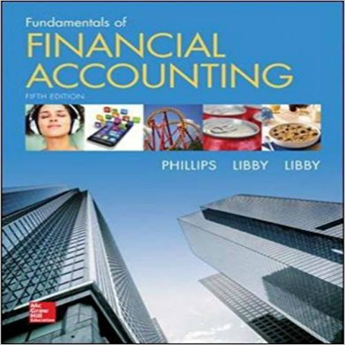 68 best solution manual images on pinterest solution manual for fundamentals of financial accounting 5th edition by phillips and libby fandeluxe Choice Image