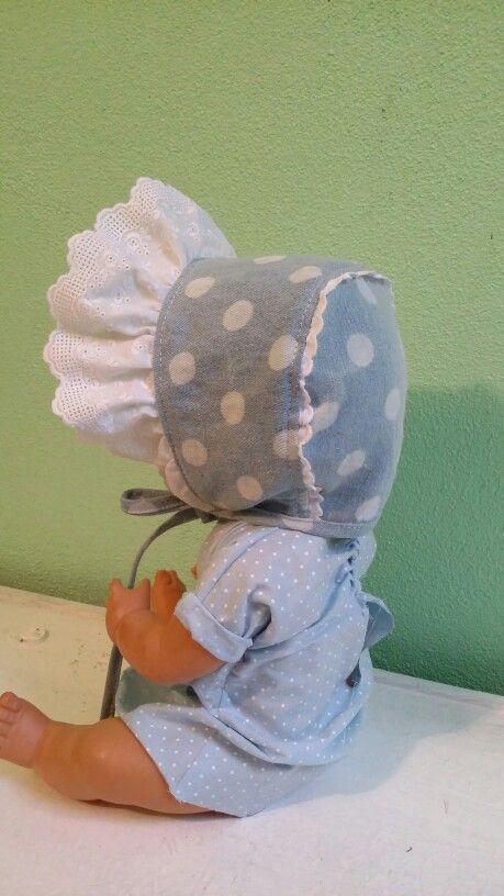 Baby bonnet Touquinha www.facebook.com/EraUmaVezUmaErvilha