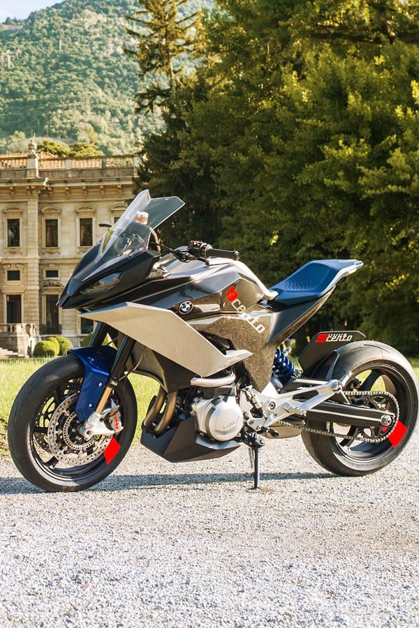 New BMW Motorcycle >> Production Bmw 9cento Spotted Release Next Year Motos