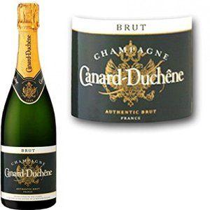 Champagne canard duchene authentic brut x1