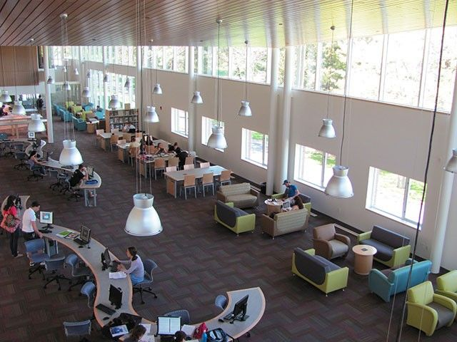 39 best images about Modern High School Library on Pinterest
