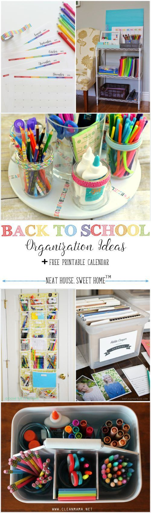 5 Smart and Beautiful Back To School