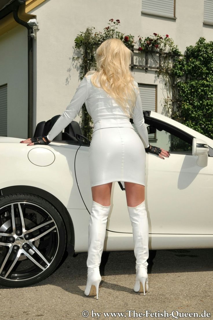 Pin by Kerri Brown on HEIKE - SEXY WHITE BOOTS ...