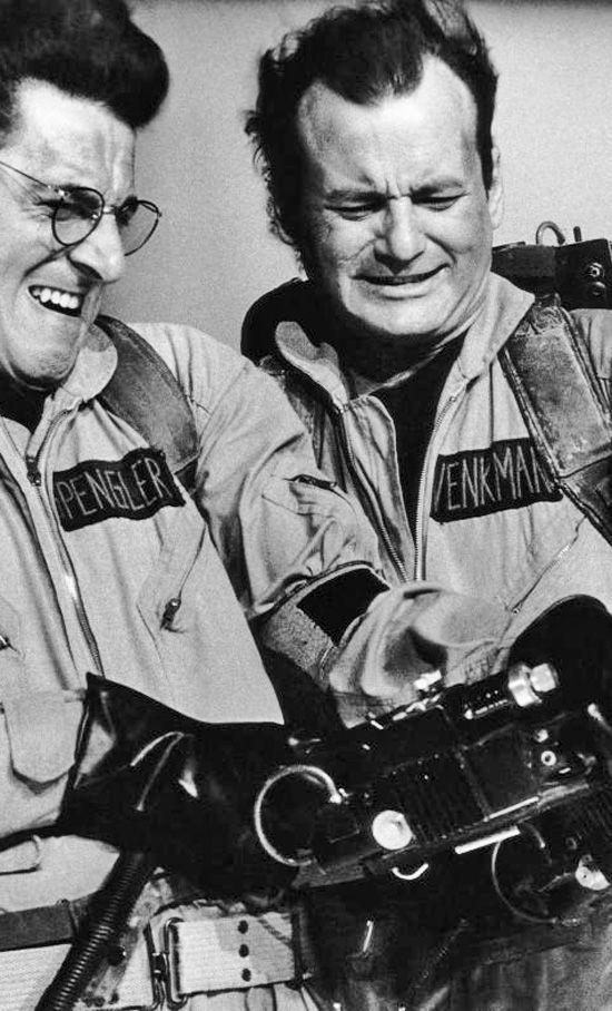 GHOSTBUSTERS, Harold Ramis, Bill Murray, 1984,