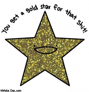 just what I want: Sea Stars, Funny Andor, Funny Shit, Education Humor, Natalie Dee, Funny Stuff, Andor Amusement, Awesome Stuff, Gold Stars Funny