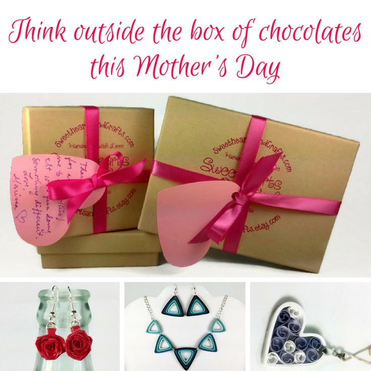 Mother's Day Gift Ideas | Sweethearts and Crafts