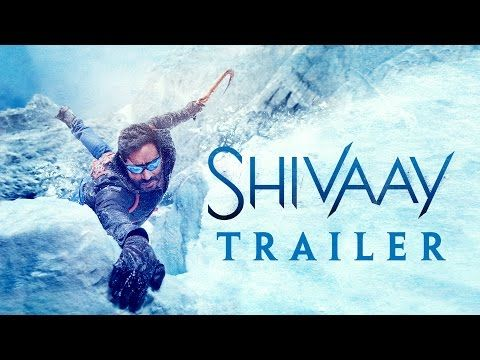 #Shivaay Trailer is Out On 7 Aug 2016 On YouTube by #AjayDevgn Itself - Its Live News
