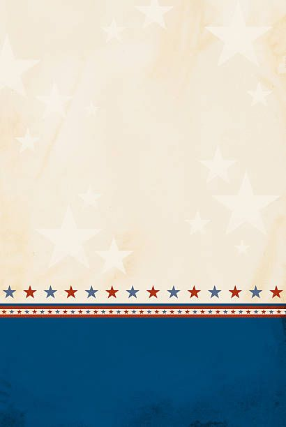 red white and blue patriotic background