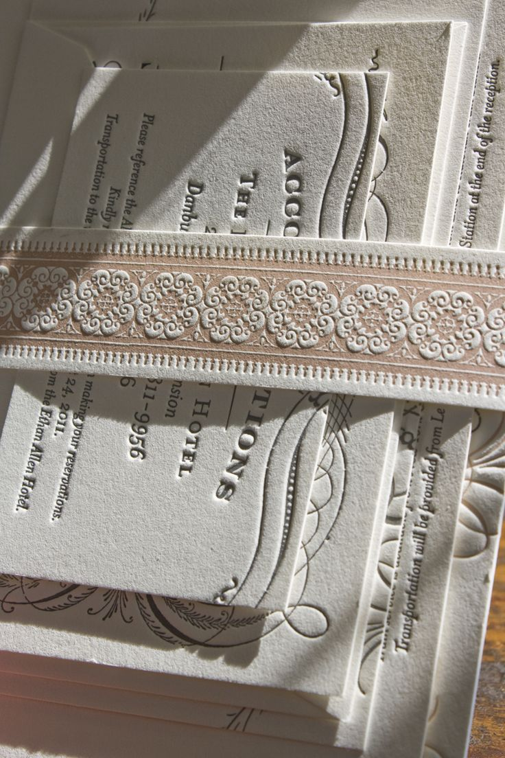 French-Chateau-Inspired-Ornate-Wedding-Invitations-Belly-Band