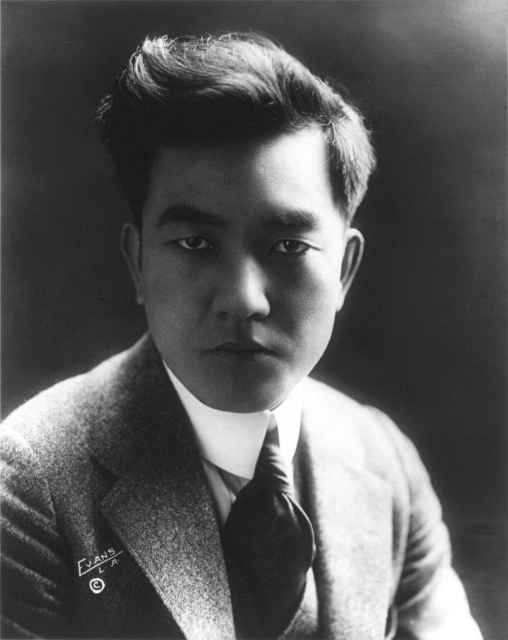 早川 雪洲   aka Sessue Hayakawa 1918