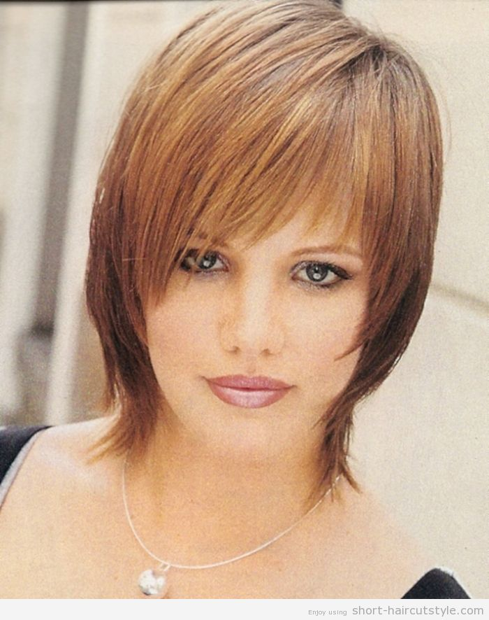 easy short haircuts for fine hair shag hairstyles for 50 shaggy 5025 | f07bde7bcd03627479e3e98a6cabf6f0