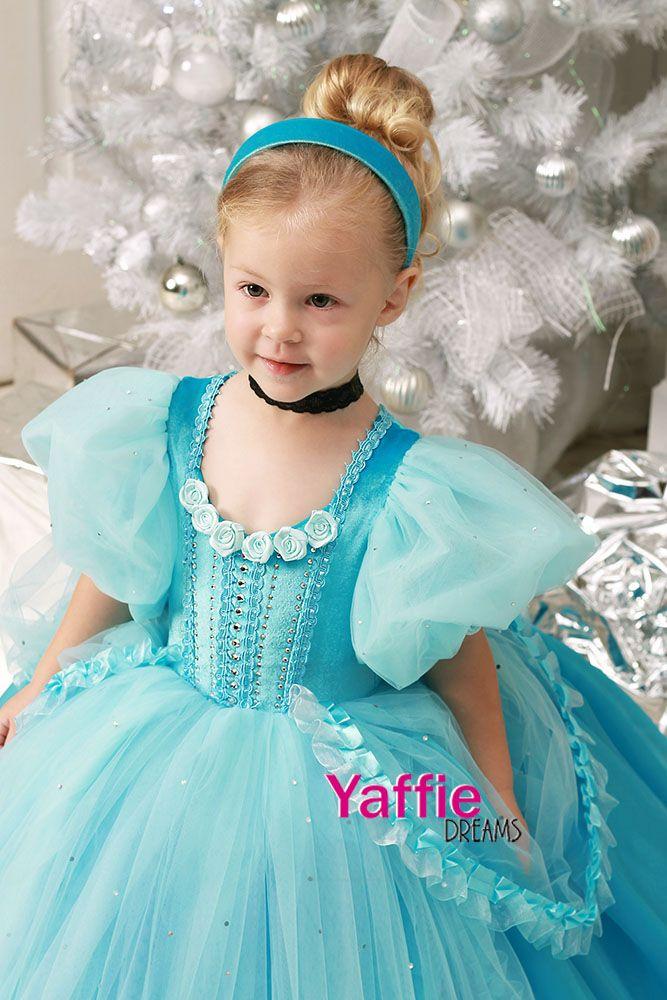 Beautiful Beautiful Cinderella Dress Disney Cinderella Halloween Costume Cosplay Disney  Princess Cinderella Birthday Party Outfit Ideas Giu2026