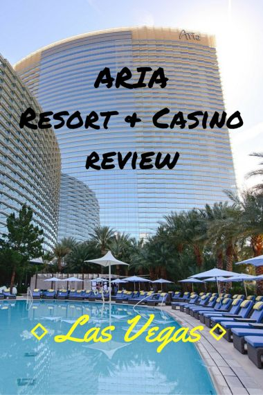 Review of the Aria Resort and Casino in Las Vegas