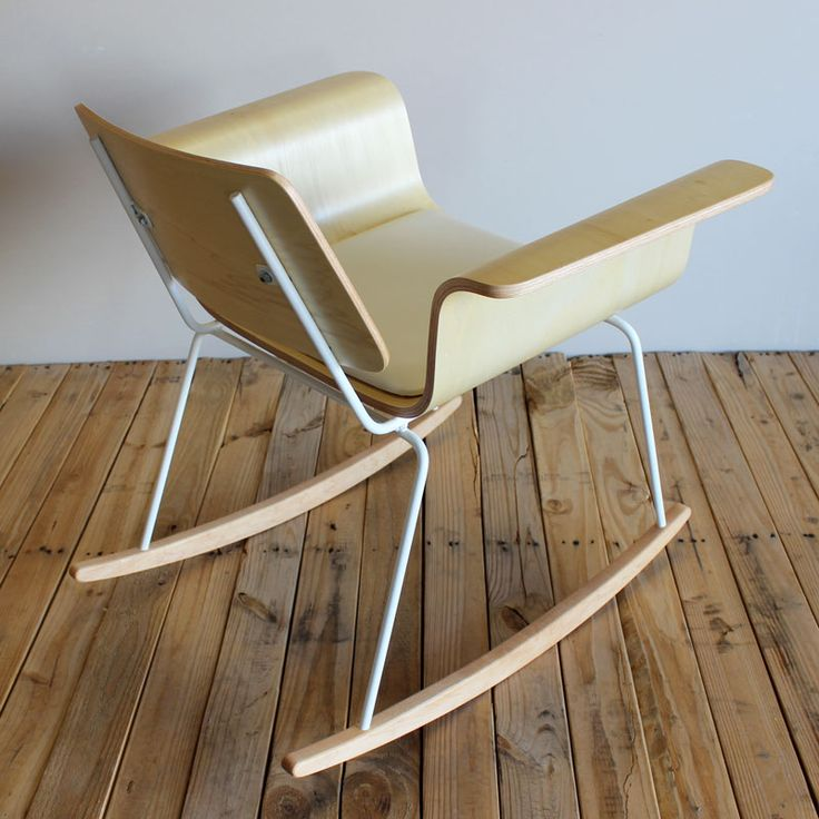 Plywood Rocker By Onefortythree · Rocking ChairsPlywoodRockers Idea