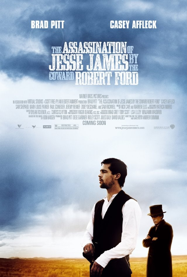The Assassination of Jesse James by the coward Robert Ford. 6/10