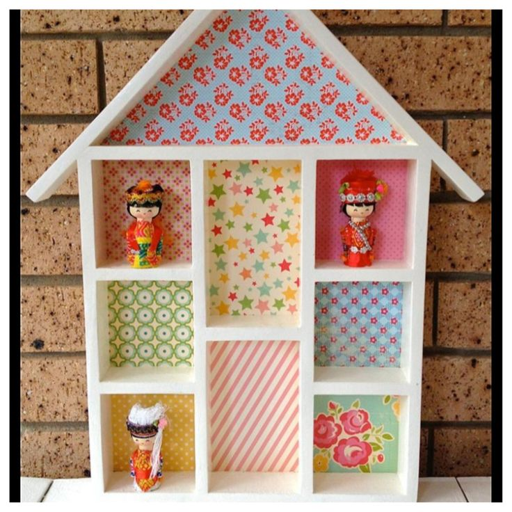 Found On Cath Kidston S Fb Page In Her Dream Room In A: 1000+ Images About Shadow Boxes On Pinterest