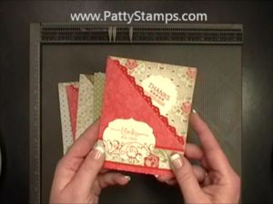 Double Pocket Card Video Tutorial ... More at http://www.pattystamps.typepad.com/pattys_stamping_spot/2012/03/video-tutorial-for-double-pocket-card.html