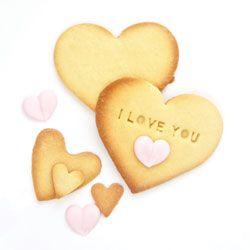 Brigitte Message on a Cookie Text Stamp & Cutter Set