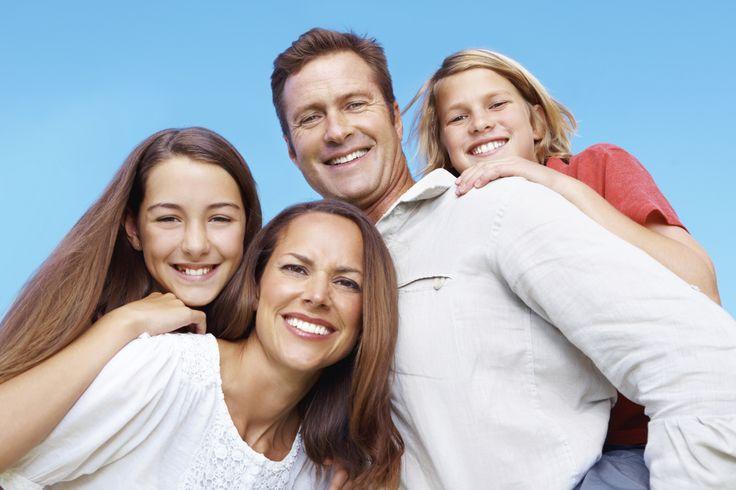 Family photos with teens