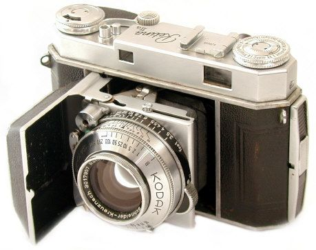 Kodak Retina IIa: the camera I want next that is realistic right now.