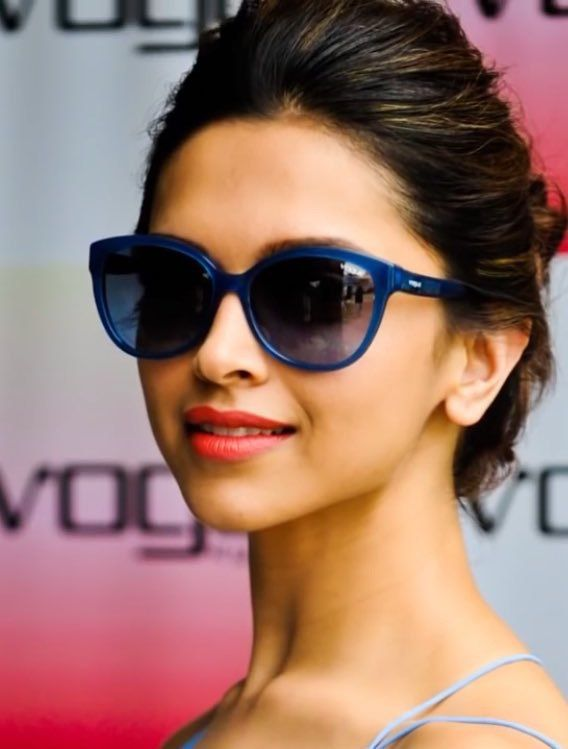 Deepika for vogue sunglasses