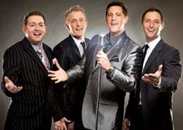 Ernie Haase and Signature Sound, One of my favorite southern gospel groups! If you want a blessing go see these guys every chance you get!!!