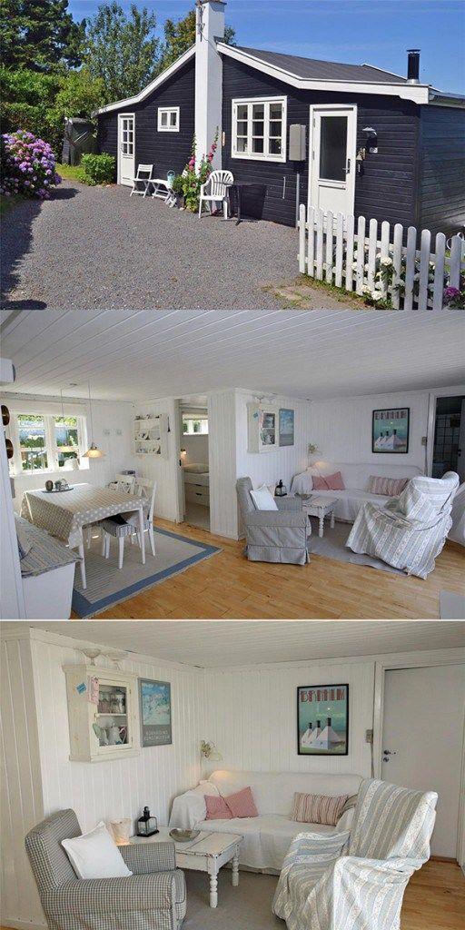 Amalie loves Denmark Ferienhaus auf Bornholm mit Meerblick