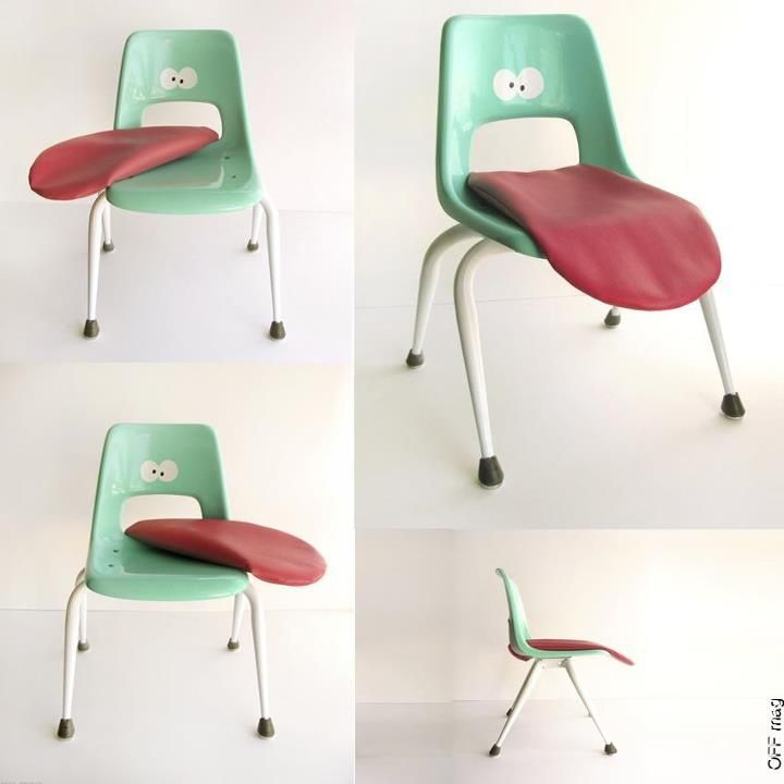 22 best Funny Chairs images on Pinterest