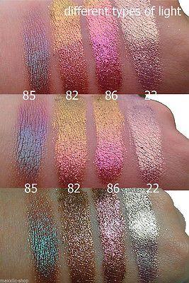 Inglot | Sueltos Perlas Sombra de ojos pigmentos puros minerales de sombra de ojos Glitter