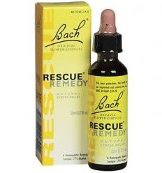 FLORES DE BACH RESCUE REMEDY 10 ML