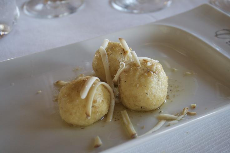 Incredibly memorable meal at Tenuta Fernanda Cappello in Friuli