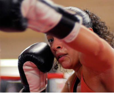 """Women's Boxing Added to 2012 Olympics! Why It Could Be the Right Workout for You  : This summer in London, along with 250 men, there will be 36 women competing for the boxing gold -- for the first time ever at the Olympic games!""""This is a very exciting time for women's boxing,""""Teresa Scott, registered USA boxing... #SelfMagazine"""