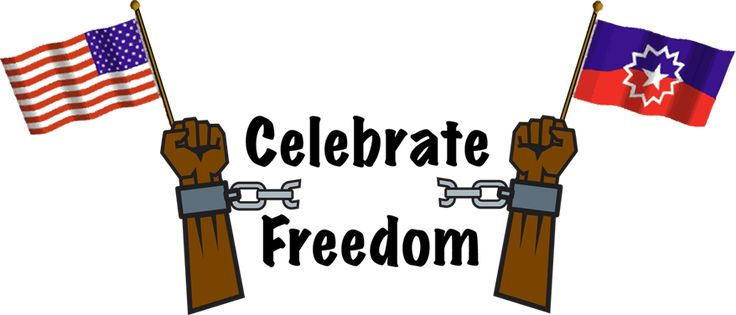 Emancipation Day, TX pictures | Clip Art for National Juneteenth Day