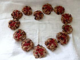 Zdravě jíst: Jáhlové sušenky