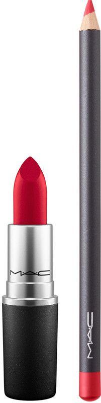 MAC Ruby Woo Lip Duo. #ad http://shopstyle.it/l/r9IJ