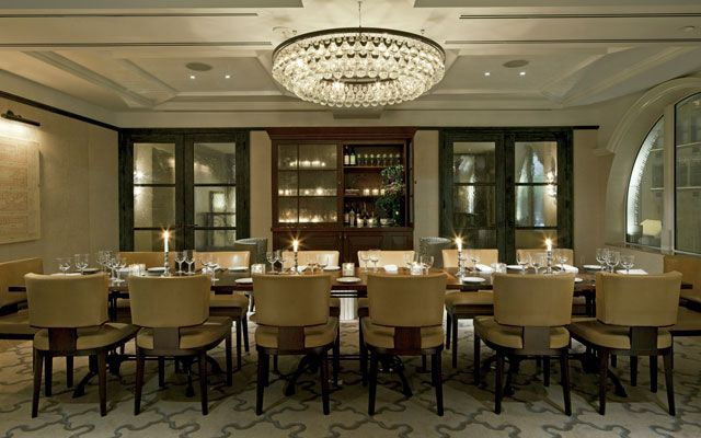 18 best large private dining in nyc images on pinterest for Best private dining rooms new york
