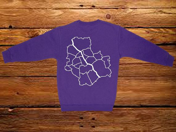 CITY BOY WARSAW by GIRLSDESIGNFASHION on Etsy