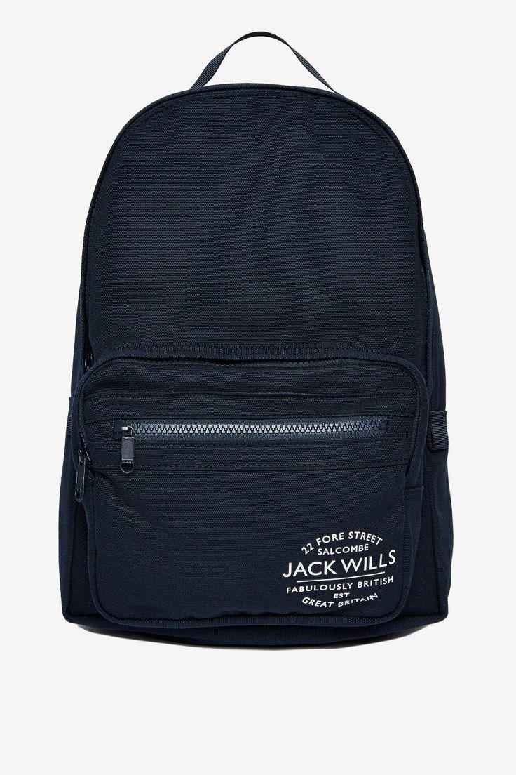 The Bromsgrove Sport Backpack | Jack Wills