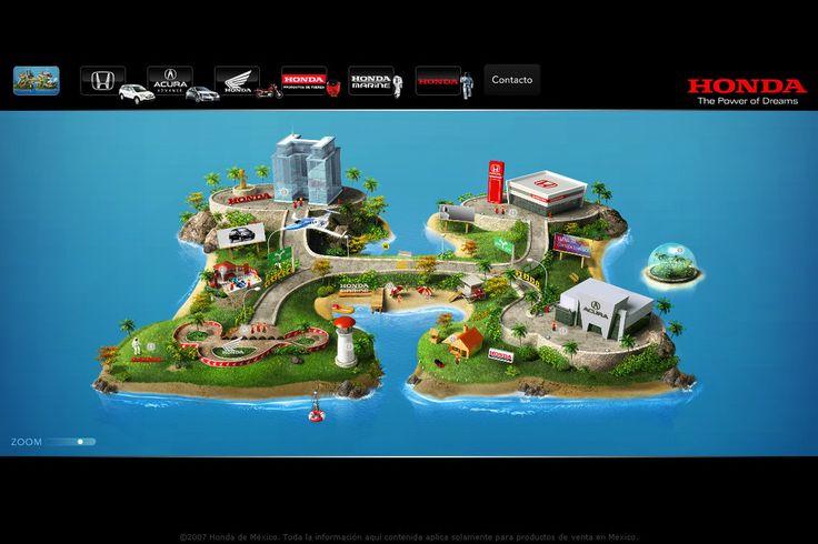 isla honda 2008 webdesign by diego64 on deviantART