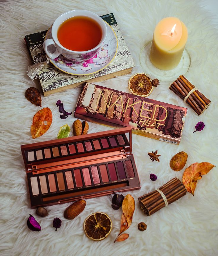 Urban Decay Naked Heat {review and swatches}