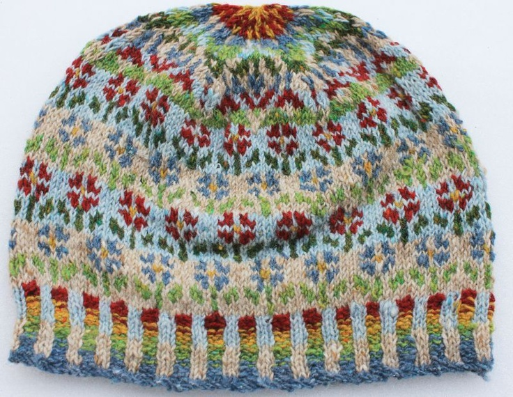 70 best Knitted hats images on Pinterest | Stricken, Knitting and ...