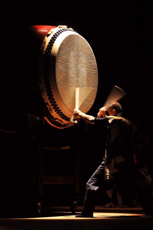 和太鼓 -- Odaiko (large drum)