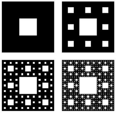 Fractais - Tapete de Sierpinski ~ Matemática do Renato