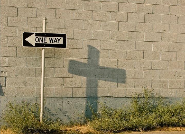 Un seul chemin !