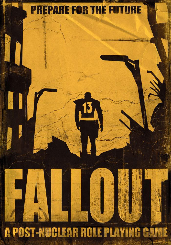 Fallout POSTER by StuntmanKamil.deviantart.com on @deviantART