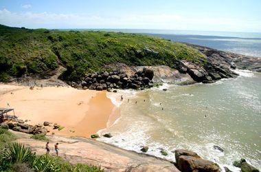 Barra do Jucu Beach - Vila Velha, Espírito Santo