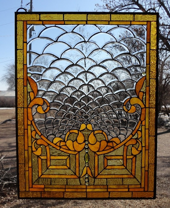 The Front Door, or Back (I like being friendly) Mission | Stained Glass and More, Inc.